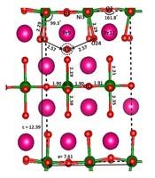 Figure 2. Optimized geometry.
