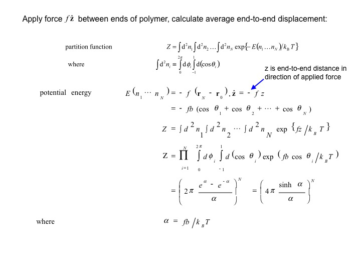 product of the partition function distance: