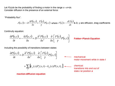 Slide 4	Reaction–diffusion equations