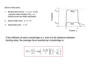 Slide 7Solving for constant velocity.