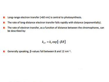 Slide 21 Rate and distance dependence