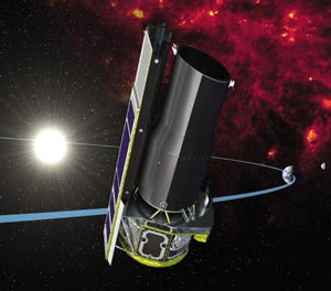 Advantages Of Placing Telescopes In Space