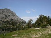 Vogelsang Lake, 2004