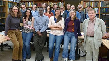 Ecological forecasting team