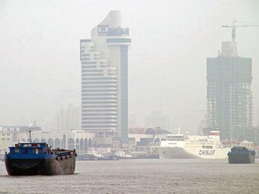 China's air quality