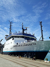 Expedition ship