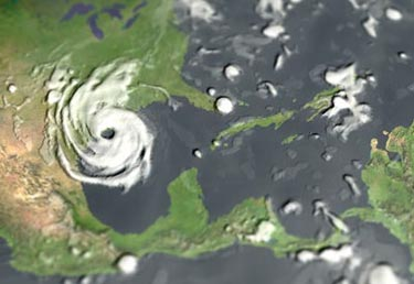 A storm brewing Atlantic warming could intensify storms
