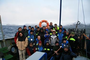 Science crew