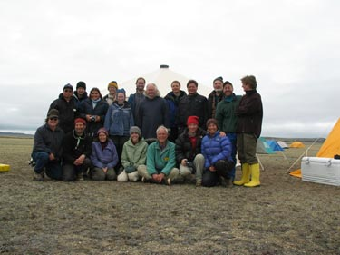 Transect Team