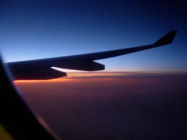 Ozone flying high?
