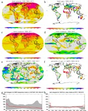 Patterns of climate change
