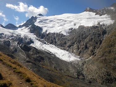 Rotmoosferner glacier