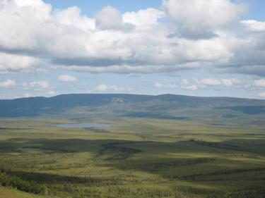 Eight Mile Lake watershed