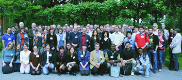 Many of the project partners who participated in the Impacts World 2013 conference in Potsdam