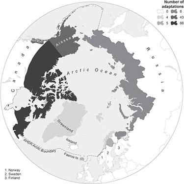 Arctic adaptation