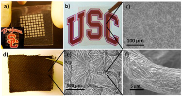 Highly conductive nanowire-coated plastic and fabric substrates