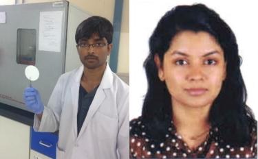 Srinivasulu Kanaparthi and Dr Sushmee Badhulika