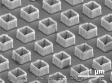 Nanobox array