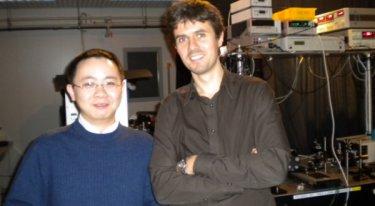Jian Ye and Pol Van Dorpe