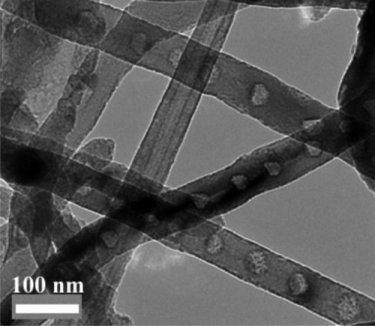Flute-like MgO nanotubes