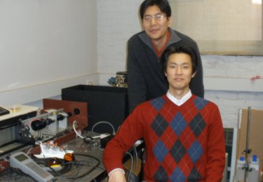 Researchers based at Stevens Institute of Technology