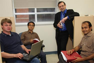 M<sup>2</sup>NeT Lab: interdisciplinary approach