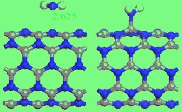Boron nitride nanotube configurations