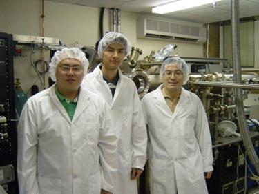 Nanowire team