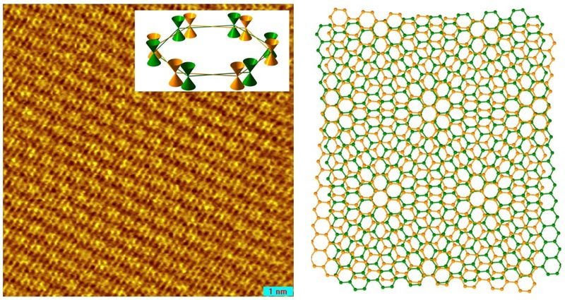 graphene carbon and unique electronic properties Talline carbon just one atom thick, known as graphene  the unique electronic  properties of graphene – a one-atom-thick sheet of carbon that was produced.