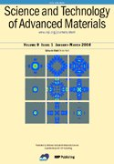 Journal of Science and Technology of Advanced Materials
