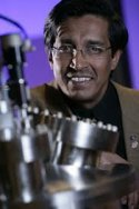Jag Sankar - director of the Engineering Research Center for Revolutionizing Metallic Biomaterials