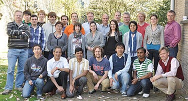 The research group at TU Delft