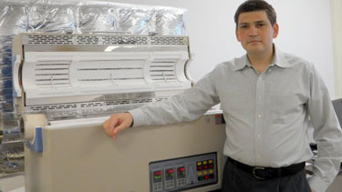 Daniel Stolyarov of Graphene Laboratories