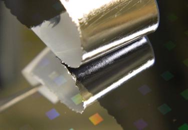 Sticky-tape peeling