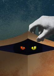 Schrödinger's cat is both dead and alive