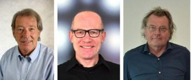 Christoph Gerber, Franz Gießibl and Jim Gimzewski.