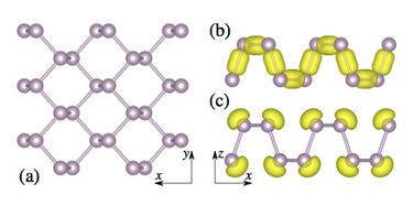 Monolayer phosphorene
