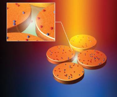 SECARS molecular sensor