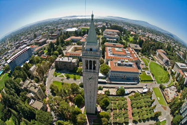 A view of Berkeley