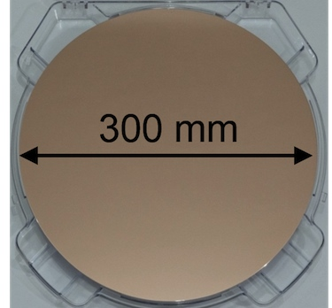300 mm wafer