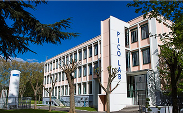 The Pico-Lab building of the CEMES-CNRS