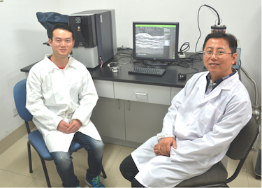 The graphene paper team