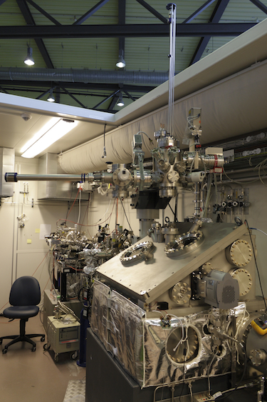MAXYMUS microscope in Berlin