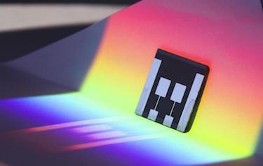 A tandem perovskite solar cell