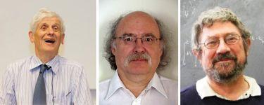 David Thouless, Duncan Haldane and Michael Kosterlitz