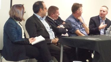 A panel from industry, academia and clinical practice
