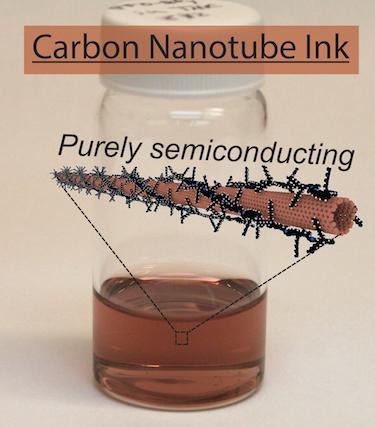 Ultra-pure semiconducting carbon nanotubes