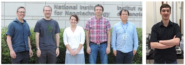 Photographs of the researchers.