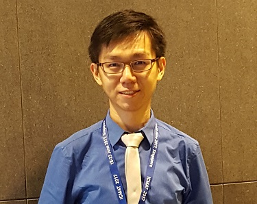 Wee-Jun Ong, corresponding author for this research
