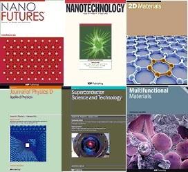 Some titles in the IOP Materials portfolio